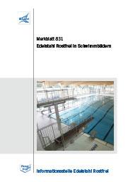 VA in Schwimmbädern